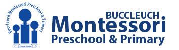 BUCCLEUCH MONTESSORI Logo